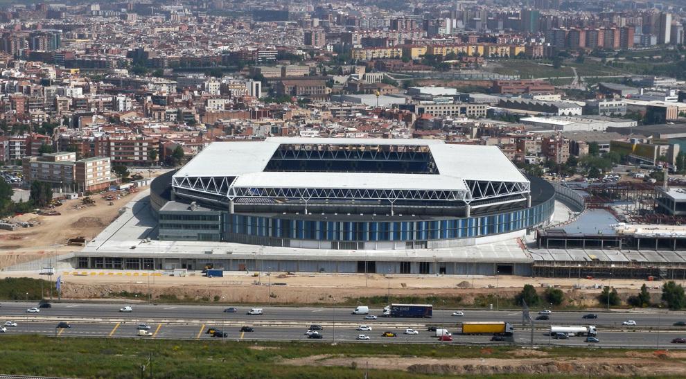 ventas calientes comprar real zapatos casuales Estadio del RCD Espanyol | Project Management | Moro Ojeda y ...