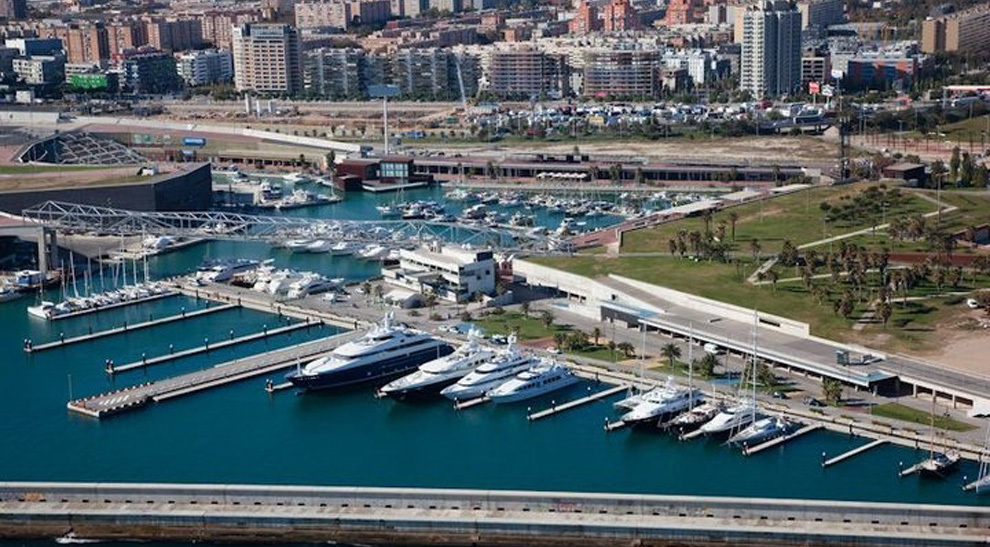 Port forum facilities project management moro ojeda y - Project management barcelona ...