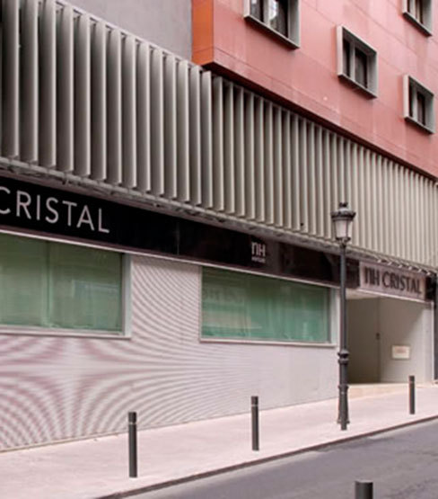 NH Cristal Renovation