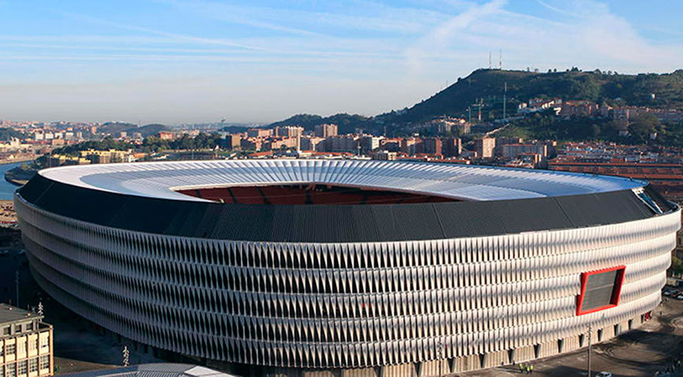 San Mamés new Stadium